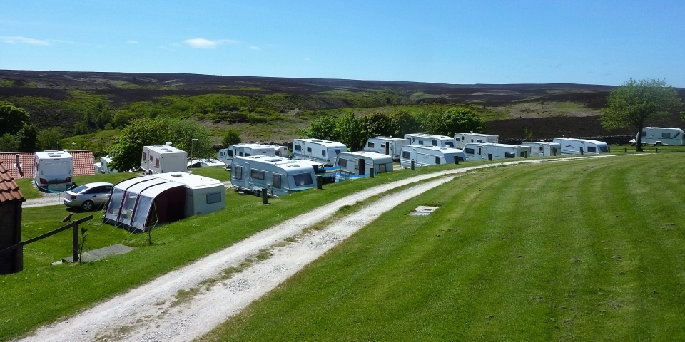 Grouse Hill Caravan Park, near Whitby