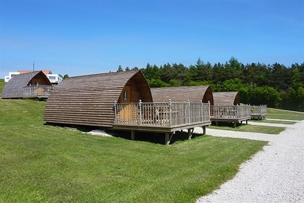 Wigwam® Cabins and glamping, North Yorkshire Moors