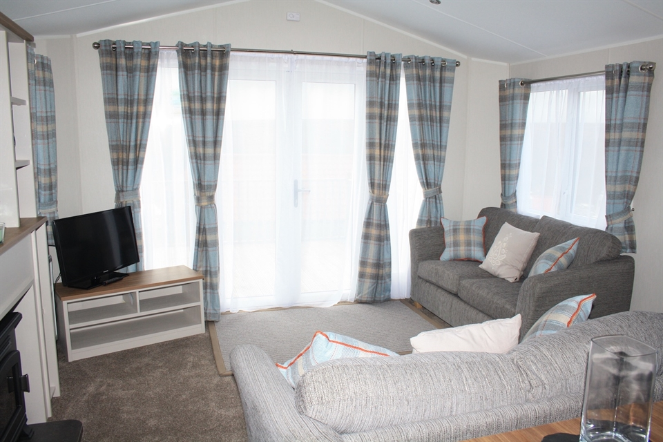 Relax in our Static Caravan